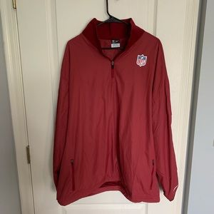 NFL Kansas City Chiefs windbreaker